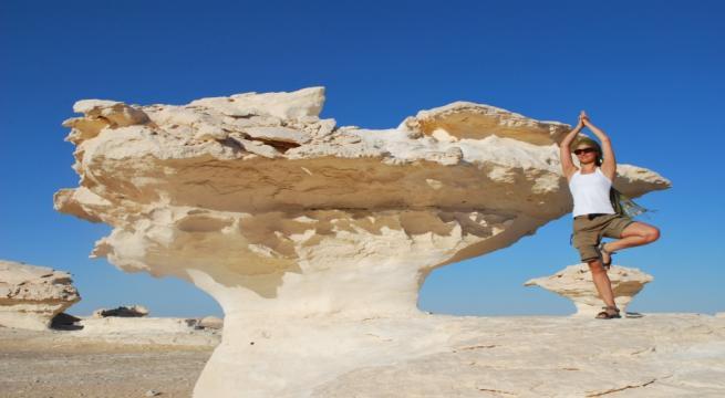 White Desert and Bahariya Oasis Tour
